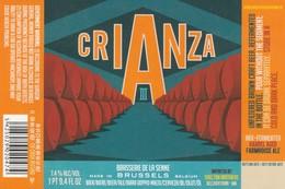 Brasserie De La Senne Crianza - Bière