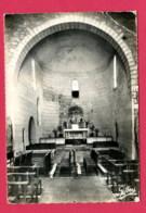 CPSM  (Réf :D161) 3. PONS (17 CHARENTE-MARITIME) Intérieur De L'Église St-Vivien - Pons