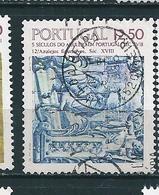 N°  1593   5 Siècles De L'Azulejo Au Portugal Timbre Portugal (1982) Oblitéré - Oblitérés