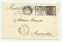 BOLOGNA - DITTA F.LLI SELLERI  1925  - FP - Bologna