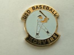 Pin's BASEBALL - USD KORVERS - Baseball