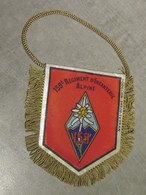 Petit Fanion Briançon 159e Régiment D'infanterie Alpine - Patches
