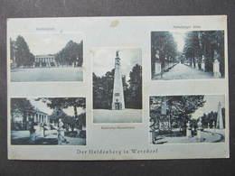 AK WETZDORF Heldenberg B. Hollabrunn Ca.1915 //  D*34894 - Hollabrunn