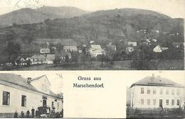 1908 - Horni Marsov  Okres Trutnov , Gute Zustand, 2 Scan - Czech Republic