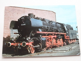 Güterzug Lokomotive 44 404 ( Foto : Reinhold Jungels ) Anno 19?? ( Zie/voir Photo ) ! - Trains