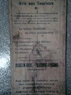 Cartes Routières Des Guides Michelin Les Bouches Du Rhone + Nice - Wegenkaarten
