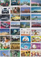 SUPERBE LOT De + De 9000 Cartes Japon - JAPAN Cards - Japanische Karten ** THEMES TRES VARIES ** 160 PHOTOS - Télécartes