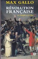 REVOLUTION FRANCAISE Le Peuple Et Le Roi - Histoire
