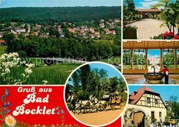 72899959 Bad Bocklet Pferdekutsche  Bad Bocklet - Unclassified