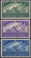 EGITTO - 1949 - Lotto Di Tre Valori Usati: Yvert 264, 265 E 267. - Usati