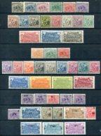 Guyane     49/65  * - 74/89 * - 91/94 * - 97/105 * - Französisch-Guayana (1886-1949)