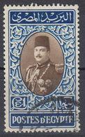 EGITTO - 1950 - Yvert  274 Usato. - Egitto
