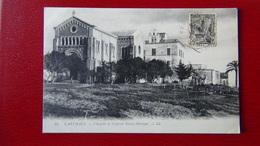 Carthage Chapelle Et Couvent Sainte Monique Voyagée Timbrée Bon état - Túnez