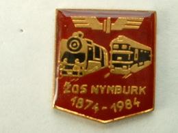 PIN'S TRAIN - NYMBURK - Transportation