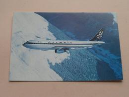 AIRBUS A300 > OLYMPIC Airways ( Print Papadopoulos ) Anno 19?? ( Zie/voir Photo ) ! - 1946-....: Ere Moderne