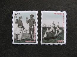 Polynésie: TB Paire N° 767 Et N° 768, Neufs XX. - Neufs