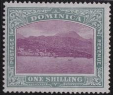Dominica        .     Yvert  .     32    .      *    .            Ongebruikt  .     /   .    Mint-hinged - Dominica (...-1978)