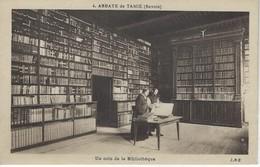 73 (  Savoie ) - ABBAYE De TAMIE - Un Coin De La Bibliotheque - Autres Communes
