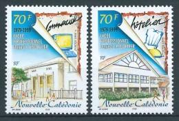 Nouvelle - Calédonie - 1999 -  Lycée Professionnel - N° 797/798  -  Neuf ** -  MNH - Nueva Caledonia