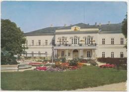 Kurhaus Von Bad Hall, Austria, 1962 Used Postcard [22059] - Bad Hall