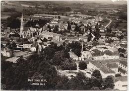 Bad Hall, Luftbild, Austria, Real Photo, 1961 Used Postcard [22060] - Bad Hall