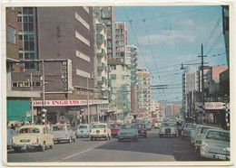 HILLBROW, JOHANNESBURG, South Africa, 1966, Used Postcard [22064] - South Africa