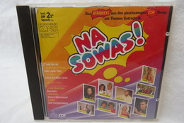 """CD """"Na Sowas!"""" Das Stärkste Aus Den Gleichnamigen ZDF-Shows Mit Thomas Gottschalk - Soundtracks, Film Music"""