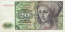 Billets Banque Allemagne - Schweiz