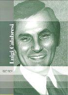 2005 - FOLDER LUIGI CALABRESI - 6. 1946-.. Repubblica