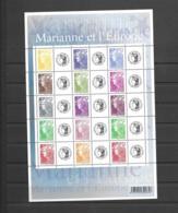 F4226A 4226   Y & T  Marianne De Beaujard 26/52 - Mint/Hinged