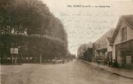 91 - TIGERY - La Grande Rue En 1937 - Autres Communes