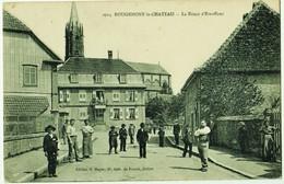 2014.ROUGEMONT-le-CHÂTEAU - La Route D'Etueffont - Rougemont-le-Château