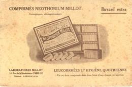 BUVARD EXTRA LABORATOIRES MILLOT COMPRIMES NEOTHORIUM MILLOT LEUCORRHEES ET HYGIENE QUOTIDIENNE - Produits Pharmaceutiques