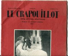 Le Crapouillot Le Cinéma 1922 - 1900 - 1949