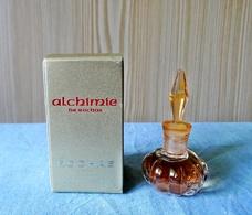 """Miniature """"ALCHIMIE  """" De ROCHAS Eau De Parfum  5 Ml Dans Sa Boîte (M076) - Miniatures Modernes (à Partir De 1961)"""