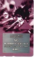 Champion Cup Télécarte Japon Moto Motor Sports - Sport  Phonecard (G 432) - Motos