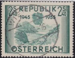 Osterreich          .     Yvert  .     849     .       O      .         Gebruikt  .     /   .   Cancelled - 1945-.... 2de Republiek