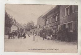 VILLERSEXEL - Rue Derrière L'église - Other Municipalities