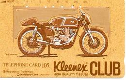 Télécarte Japon Moto Motor Sports - Sport  Phonecard (G 435) - Motos