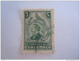 Guatemala 1945-48 José Batres Montufar Yv 330 O - Guatemala