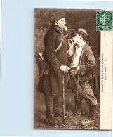 Art Tableau - Peintre Buland - Il N'y A Plus D'enfants (pipe, Cigarette) TABAC - Pittura & Quadri
