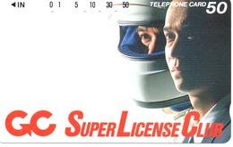 Télécarte Japon Moto Motor Sports - Sport  Phonecard (G 440) - Motos