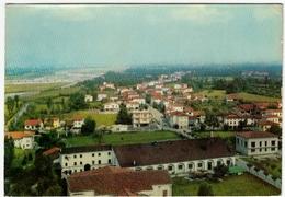 CARTIGLIANO - PANORAMA VERSO NORD - VICENZA - 1970 - Vicenza