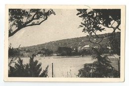 SLOVENIA PORTOROZ PORTOROSE PANORAMA STT VUJA - PUTOVALA 1950. GODINE - Slovenia