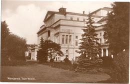 Warszawa - Teatr Wielki - Pologne