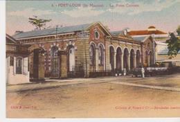 Old Pc Maurice Mauritius Poste Centrale - Mauritius