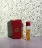 Miniature «M»de MORABITO  Eau De Toilette  5 Ml Dans Sa Boîte (M076) - Modern Miniatures (from 1961)