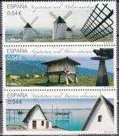 España 2014 Architecture Rurale Neuf ** - 1931-Aujourd'hui: II. République - ....Juan Carlos I