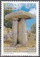 España 2014 Menorca Talayótica Neuf ** - 1931-Aujourd'hui: II. République - ....Juan Carlos I
