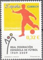 España 2009 Michel 4454 Neuf ** Cote (2010) 0.70 Euro 100 Ans Société Espagnole De Football - 1931-Aujourd'hui: II. République - ....Juan Carlos I